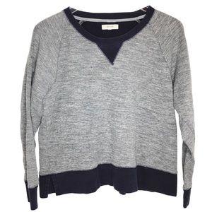 Madewell Crew Neck Softweave Sweatshirt